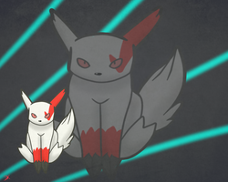 Zangoose wallpaper by Dawnkitty