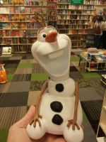 Olaf figure by LiviuSquinky