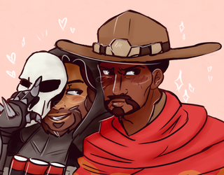 Costume Swap (McReyes) by Navybud