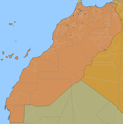 Greater Morocco by someone1fy