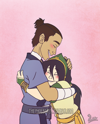 Tokka: I Missed You by ThePhoebster