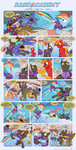 Dash Academy Chapter 7 - Free Fall #2 by SorcerusHorserus