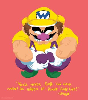 It's Wario. by claudetc
