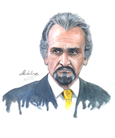 The Master (Roger Delgado) by MadelineSlytherin