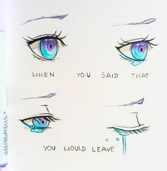 +When You Said+ by larienne