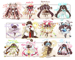 [CLOSED]ADOPT AUCTION 328-Snack/Drink Selva by Piffi-sisters