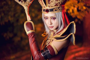 World of Warcraft - Whitemane by miyoaldy