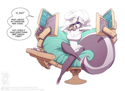 The Captain's Chair by jollyjack