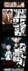 Japan Expo 2014 : published books by VanRah