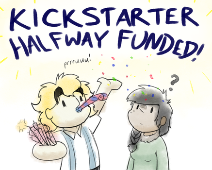 Dragontry Kickstarter - Halfway Mark! by DragonwolfRooke