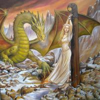 Dragon and Captive reloaded by dashinvaine