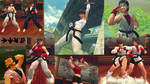 USF4 - Ultimate Shoto Sakura by TheLastGallant