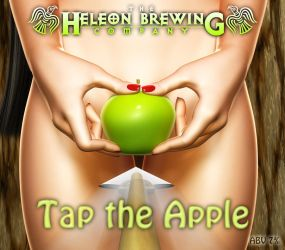 Tap the apple by darthhell