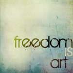 freedomisart by NajlaQamber
