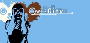 Owl City fan art by DavidIaG