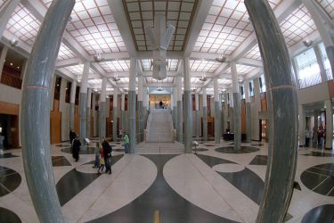 Parliament House foyer 2 by imroy
