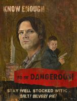 Know Enough to be Dangerous by hever