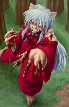 Inuyasha - Lost Inside by Adyon