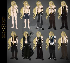 Rowan - Clothing Reference by Lady-Lobotomy