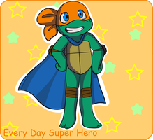 Just Your Average Ordinary Everyday Super Hero by SecretOfTheRings