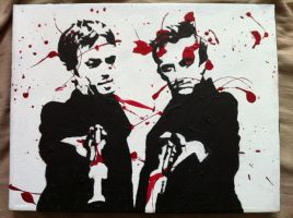 Boondock Saints by GWBinvincible