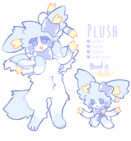 plush by calicolor