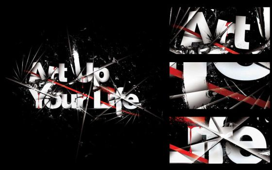 Art Up Your Life by CHIN2OFF