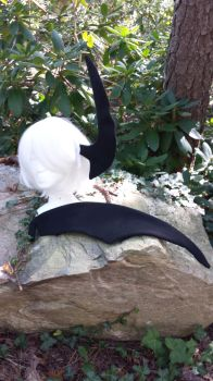 Absol Cosplay ears and tail by Hop-is-my-Hero