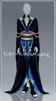 (CLOSED) Adopt auction - Outfit 59 by cathrine6mirror