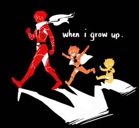 When I Grow Up by vythefirst