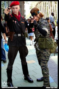 AX 2005 - Metal Gear Solid 3 by squarex