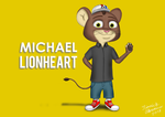 Michael Lionheart [WATERMARK] by FinnickAbrenica09