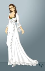 Phantom of the Opera: Dressing Gown by Yesterdays-Thimble