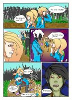 Adventure Time: Chap1 Page4 by xCatFace