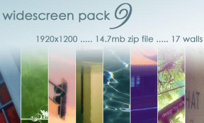 widescreen pack 9 by ether