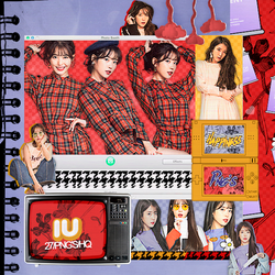 426|IU|Png pack|#14| by happinesspngs