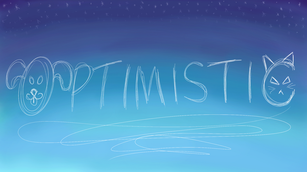 Optimistic Animation Title Screen Preview by Kittylover9399