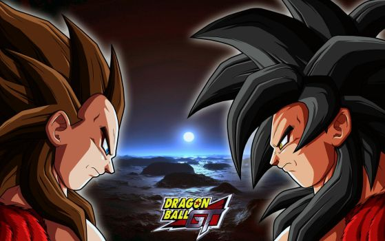 Dragon Ball GT by Gogeta126