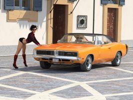Charger by Crucho