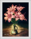 Tiger lilies by anyword