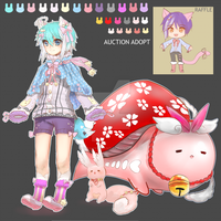 [CLOSED] WINNER ANNOUNCED - Auction Adopt 20 - by SarahWidiyanti