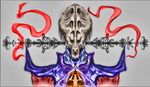Flat Head Charater Color by newdeal666
