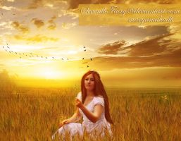 Fields Of Gold by SeventhFairy