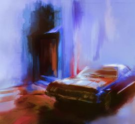 SPN: Impala, yo by nargynargy