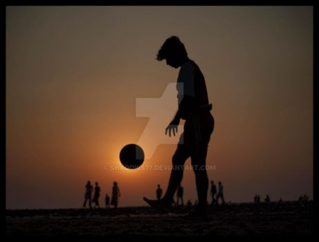 SOCCER ECLIPSE by shadows77