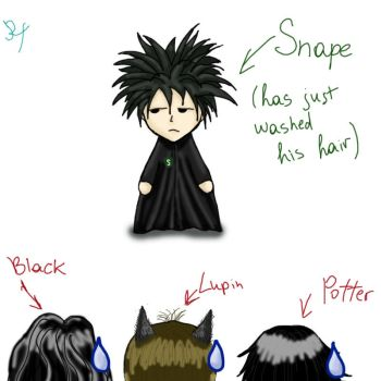 Snape XD by RXellos