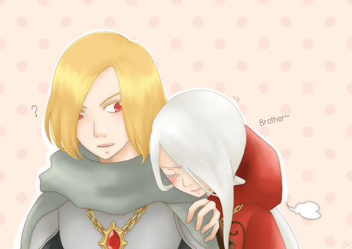 Dragon Nest - Brother~ by karlwares