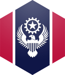 Coalition of Western Republics Symbol [Stellaris] by RvBOMally