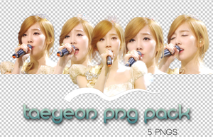 Taeyeon (SNSD) PNG Pack by Sweetgirl8343