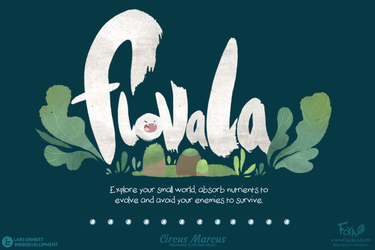 Flovala : Ludum Dare Video game challenge 38 by Foyaland